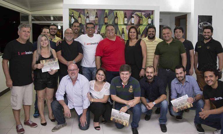 Reunião de Fundação da CONFALA