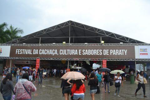 Festival da Cachaça, Cultura e Sabores de Paraty