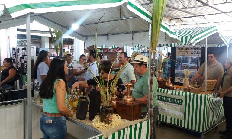 CONFALA marca presença na 1ᵃ Feira da Cachaça de Esmeraldas